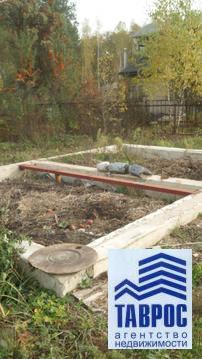 Продам дачный участок в Мурмино с фундаментом - Фото 1