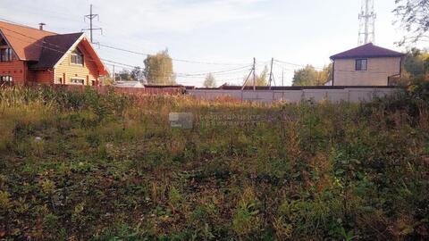 Участок 14 сот. , Ярославское ш, 17 км. от МКАД. - Фото 1