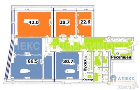 Аренда офиса 135 м2 м. Строгино в бизнес-центре класса А в Строгино - Фото 4