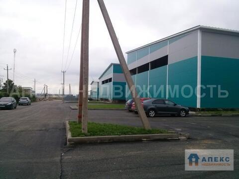 Аренда помещения пл. 900 м2 под склад, производство, , офис и склад . - Фото 5