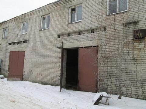 Автобокс в Ярославле на ул. Магистральной под склад или производство, . - Фото 5