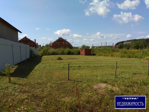 Продается земельный участок 7 соток, в д.Сатино-Русское - Фото 1