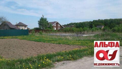 Земельный участок, 15 соток, Домодедовский округ, с. Вельяминово. - Фото 2