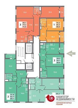 Продажа квартиры, м. Солнцево, Ул. Производственная - Фото 1