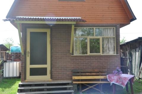 Дача на 5 сотках с домиком 50 кв.м. с печкой - Фото 4