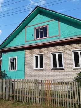 Продам кирпичный дом и участок по ул. Сенная г.Кимры (район Бургора) - Фото 2