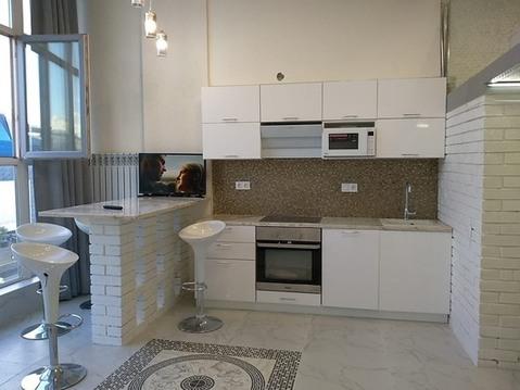 Сдаётся впервые 2-х уровневая квартира с сауной, джакузи, камином, . - Фото 5