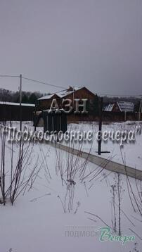 Новорязанское ш. 40 км от МКАД, Ширяево, Участок 12 сот. - Фото 2