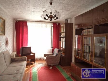 Квартира 3-ая в хорошем состоянии в п.Сычево Волоколамского р-на - Фото 1