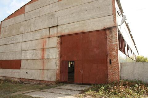 Продажа склада в Воронежской области - Фото 3