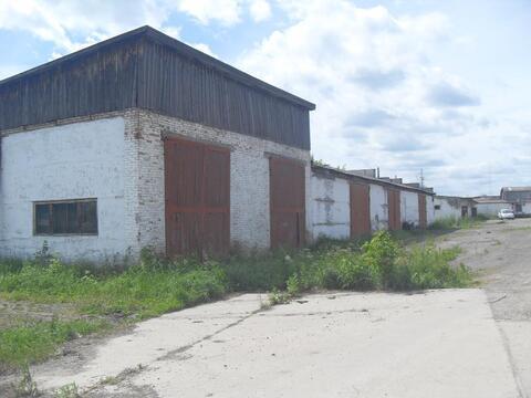 Производственно-складское помещение 480 кв. ул. Центральная, 10 - Фото 4