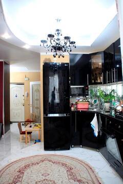 1-комн. квартира с дизайнерским ремонтом в новом доме в центре города - Фото 4