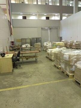 Склад А 4600 кв.м, готовый под лицензию, акло и фармацевтика - Фото 5