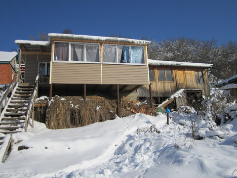 Продаю дом в г.Алексин на р.Ока - Фото 1