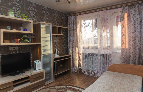 Владимир, Комиссарова ул, д.41, 1-комнатная квартира на продажу - Фото 2