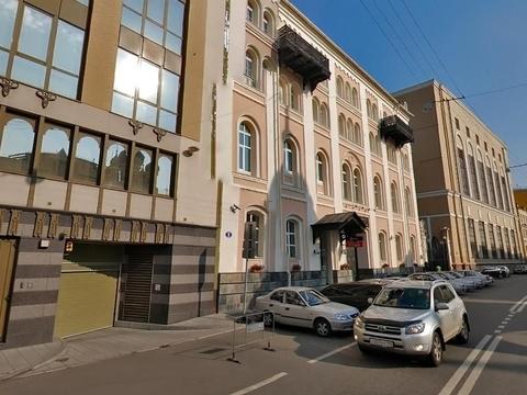 Продажа офиса, м. Новокузнецкая, Раушская наб. - Фото 1