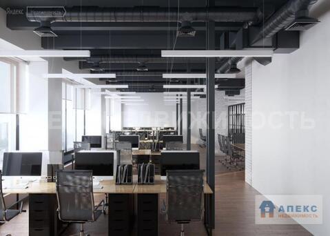 Аренда офиса 678 м2 м. Чкаловская в бизнес-центре класса А в Басманный - Фото 1