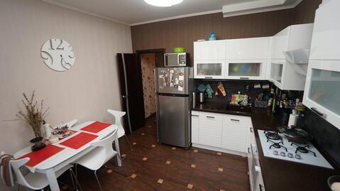 Трехкомнатная квартира с ремонтом, монолит, индивидуальное отопление. - Фото 5