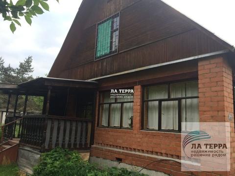 Продается дом в СНТ Электрик, 35 км по Калужскому шоссе - Фото 2