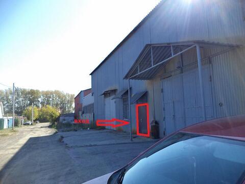 Производственное помещение 1300м2 - Фото 2