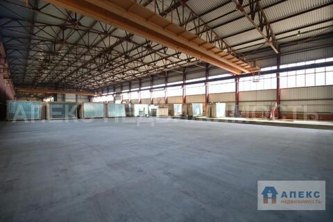 Аренда помещения пл. 1100 м2 под склад, Щелково Щелковское шоссе в . - Фото 2