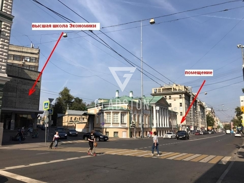 Продажа торгового помещения, м. Бауманская, Старая Басманная улица - Фото 4