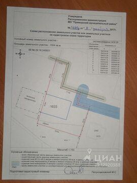 Продажа участка, Катунино, Приморский район, Ул. Советская - Фото 1