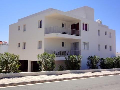 Недорогой двухкомнатный Апартамент в живописном районе Пафоса - Фото 1