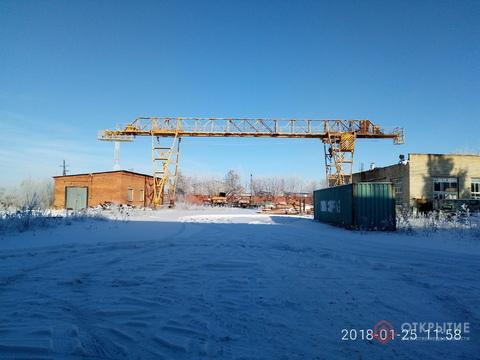 Производственное помещение (1000кв.м, 2 кран-балки по 5т) - Фото 4