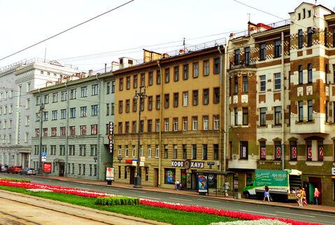 Комната в аренду на длительный срок, Московский пр. 124 - Фото 1