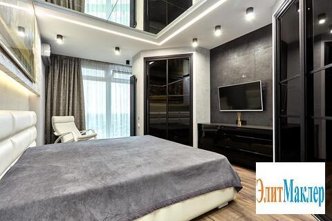 Квартира в ЖК Европейский с дизайнерским ремонтом и мебелью - Фото 1
