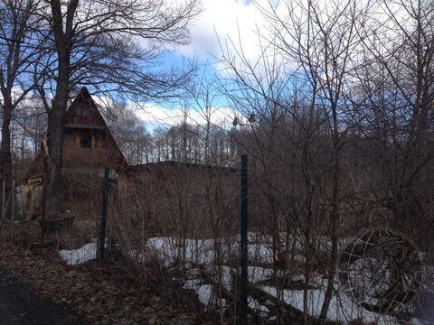 Участок 7 сот. ЛПХ д. Поливаново, 18 км от МКАД, Симферопольское ш. - Фото 5
