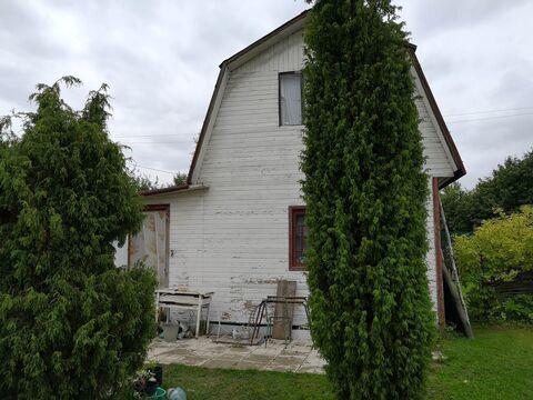 Деревянный дачный дом 84 км от МКАД Ступинский район, СНТ в черте г - Фото 2