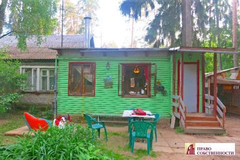 Часть дома в живописном месте- пос. Кратово - Фото 1