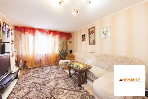 Трехкомнатная квартира в. Челябинске с парковочным мест, северо-запад - Фото 2