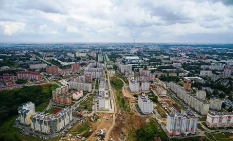 1-к.квартира (42м2) центр ул.Ярмарочная, индивидуальное отопление.