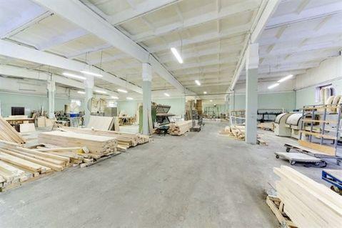 Сдам складское помещение 1850 кв.м, м. Проспект Ветеранов - Фото 3