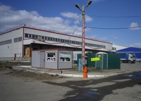 Продажа складского комплекса 3595м2, Новорязанское ш, 6 км от МКАД - Фото 1
