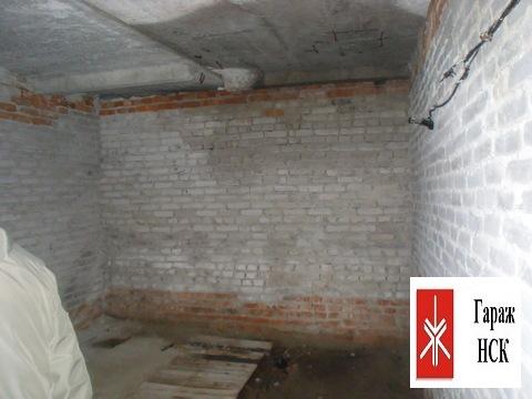 Продам капитальный гараж. ГСК Башня №252. вз Академгородка - Фото 3