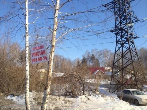 Продажа участка, Новосибирск, Дзержинского пр-кт. - Фото 2
