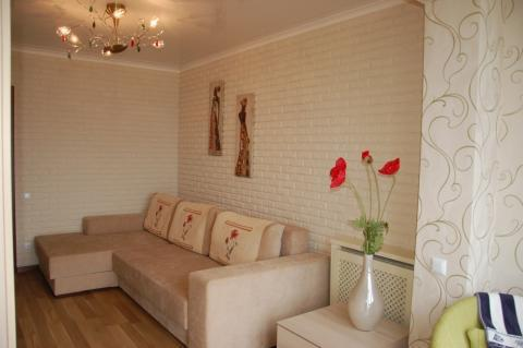 Видовая квартира в Массандре с отличным ремонтом - Фото 3