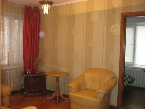 Ленинский район, центр 4- комнатная квартира на длительный срок. - Фото 5