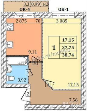 Продажа квартиры, Ярославль, Наб Норская 1-я - Фото 1