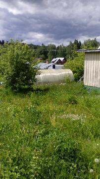 Участок СНТ с домиком на Истринском водохранилище - Фото 5