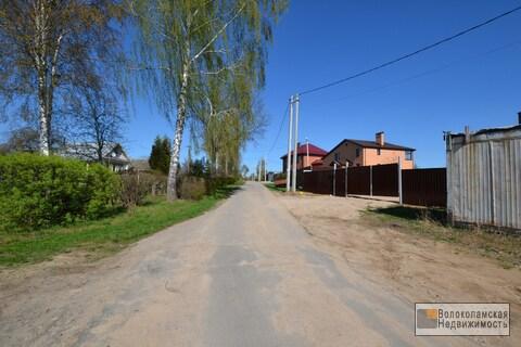Участок 12соток под ИЖС в Волоколамске (свет подключен) - Фото 1