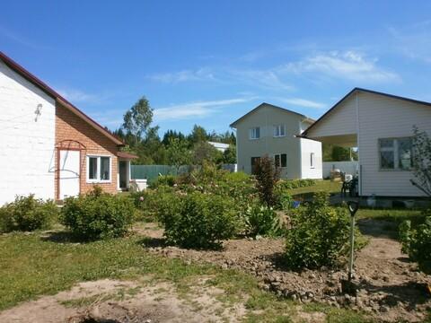 Три дома на участке 10 соток в СНТ Елочка (д. Арсаки) - Фото 1