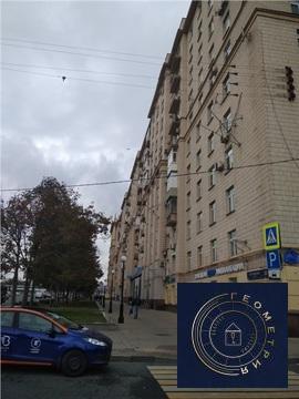 1 к. кв. м. Кутузовская, Кутузовский проспект 30 (ном. объекта: 38093) - Фото 3