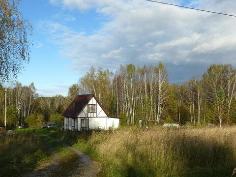 Былина СНТ участок 10 соток Заокский район - Фото 4