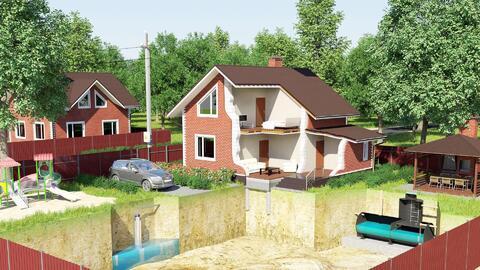 Продается дом 140 м2, Заволжский район - Фото 4