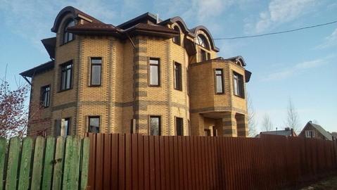 Продаётся Дом 580 м2 на участке 8 соток в СНТ Металлист, пос. Мещерено - Фото 1